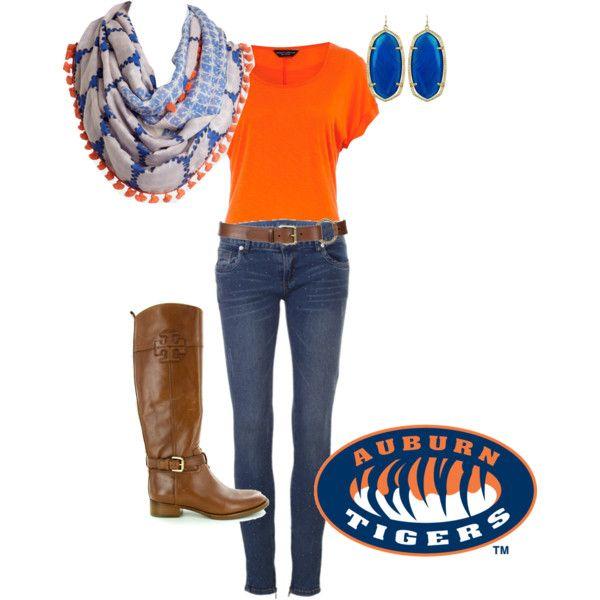 Auburn Game Day