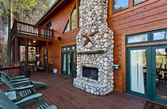 61 Best Images About Large Cabins In The Smokies On Pinterest Bedrooms Nottingham And Luxury