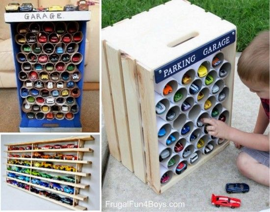 Kids Toy Car Storage Ideas The Best Collection