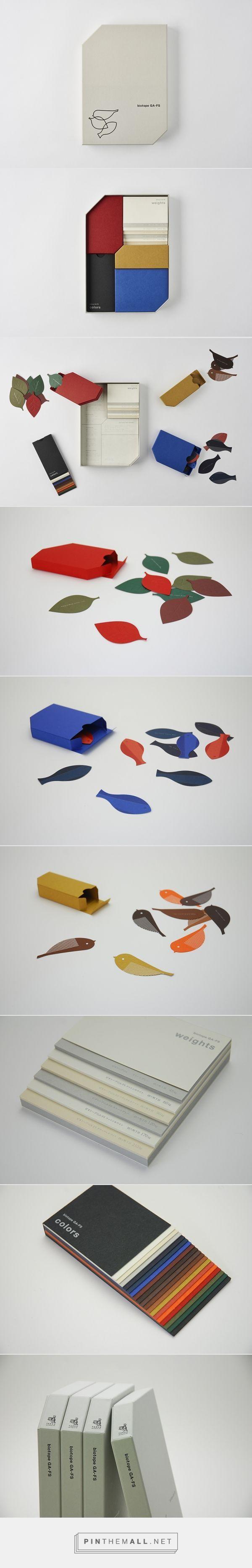 BIOTOPE | DRILL DESIGN - amazing swatch design