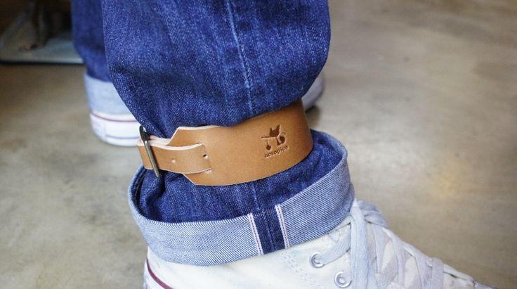 aesopica - trouser strap