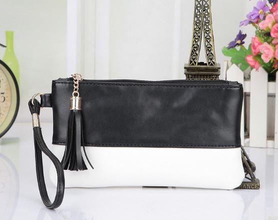 Cute, Fashionable Women's Wristlet Wallet