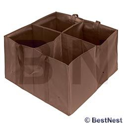 Grow carrots, beans, or other deep rooting vegetables in new locations with the Gardman Summer Vegetable Planter Bag. This large, square bag enables you to create a garden without needing a yard. The rot-resistant material has four extra deep chambers, holding a significant amount of soil for root or underground growth. The bag is perfect for onions and carrots, and reinforced fabric straps on two sides of the unit keep it sturdy. Two handles on the top of the item allow it to be moved if…
