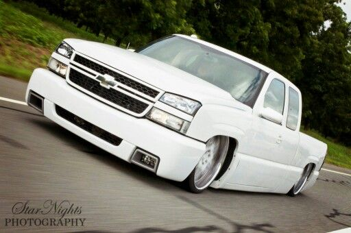 Bagged truck. Custom