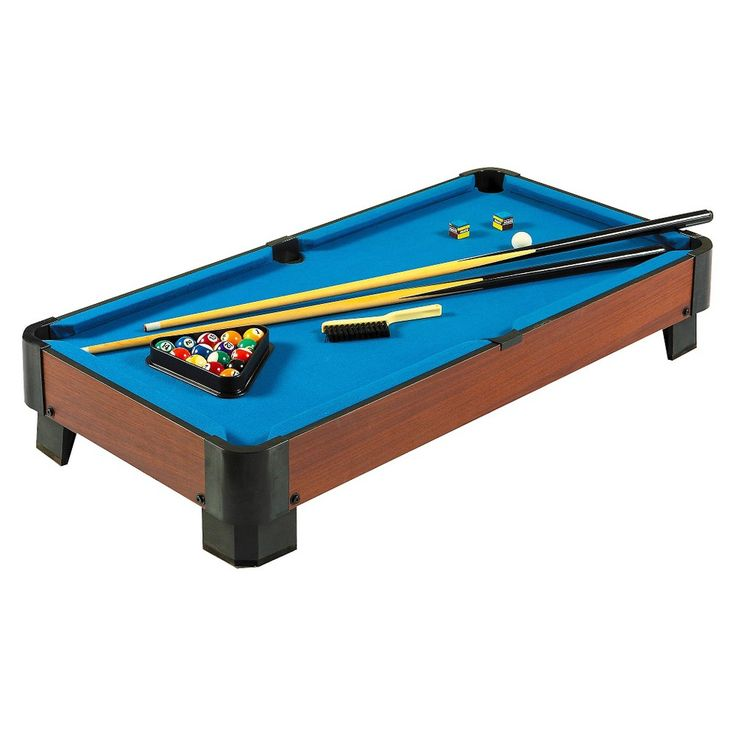 Hathaway Sharp Shooter Tabletop Pool Table - 40