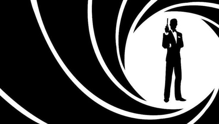 blank invitation graphic 007 40th Bday Party Pinterest – James Bond Party Invitations