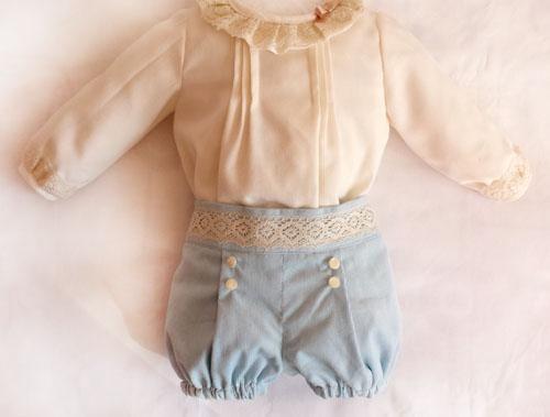 Tutorial de costura: Cómo hacer bombacho para bebé