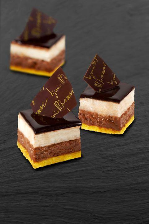 Mignon cioccolato e pere Buon pomeriggio! Iginio Massari – Facebook