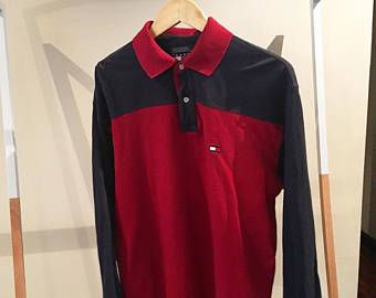 Tommy Hilfiger polo manches longues