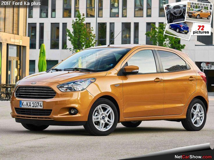 Ford Ka Plus Quiero Uno!!!