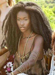 Surprising 1000 Images About Long Natural Hairstyles On Pinterest Updo Hairstyle Inspiration Daily Dogsangcom