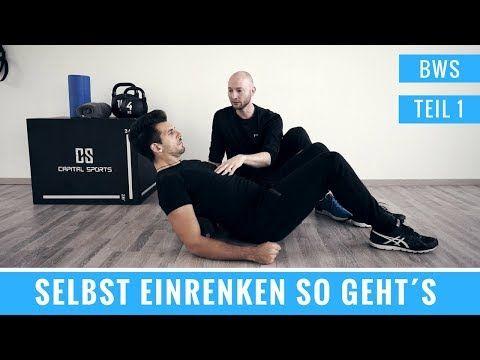 Blockaden lösen Brustwirbelsäule – BWS Syndrom – Übungen – Rückenschmerzen – Einrenken – YouTube – Helene Audörsch