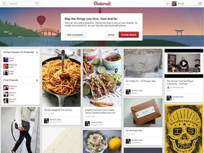 #PinterestCaseStudy Jan 11, 2014: Pinterest Pins worth more than Facebook Likes for retailers!   1) Online retailers prefer to use the Pinterest 'Pin It' button on their goods rather than the old faithful Facebook 'Like'. 2) Engagement on Facebook brand pages was down 27%