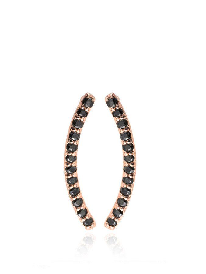 Samantha Wills - Azure Cuff Earrings - Rose Gold - $89.00
