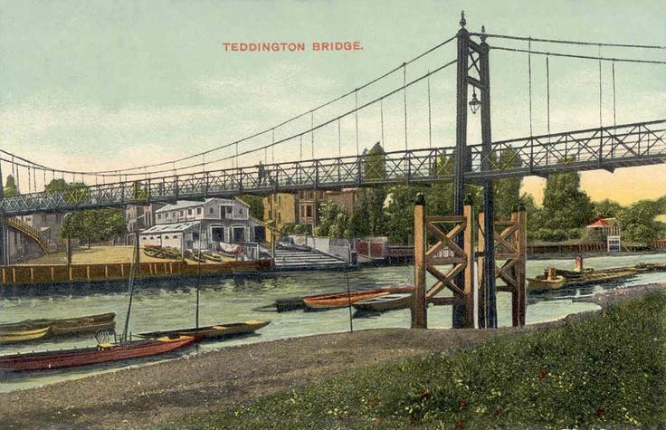 Teddington Bridge