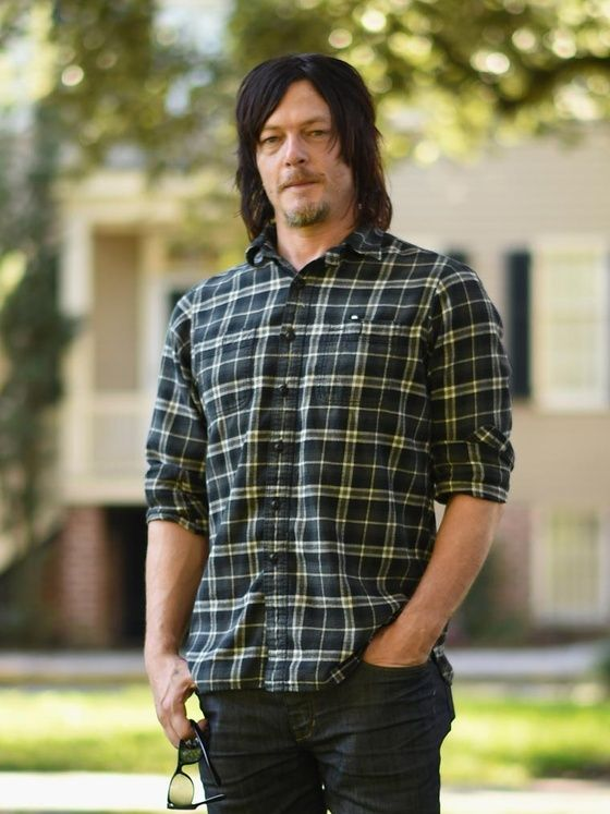 The Walking Dead : Norman Reedus, bad boy à la ville comme à l'écran