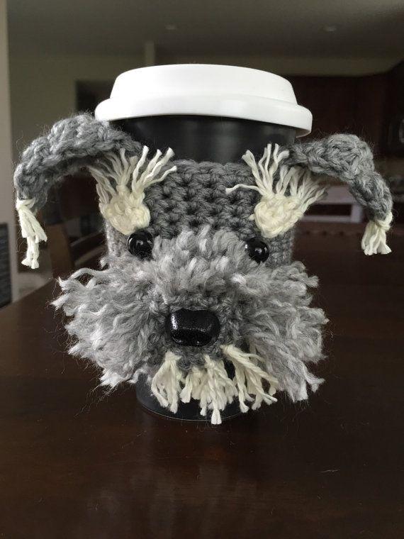 Schnauzer Mug Cozy