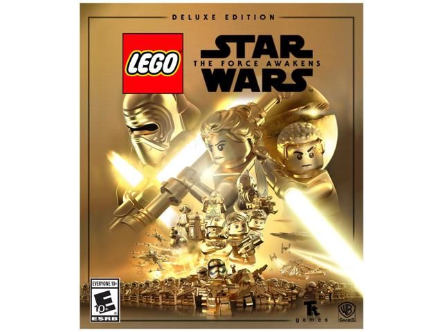 [Newegg] LEGO Star Wars: The Force Awakens Deluxe Edition Steam PC code ($7.39)