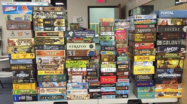 Ascended on top @ Dallas Game Marathon! #boardgames #playascended #ascended #games #jogotabuleiro #brettspiel #juegodemesa #jeudeplateau #strategygame #rpg #fantasygame #tabletopgames #boardgame #bgg #boardgamenight