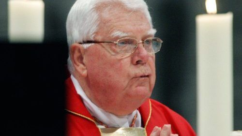 US Cardinal Bernard Law dead at 86 - Vatican News