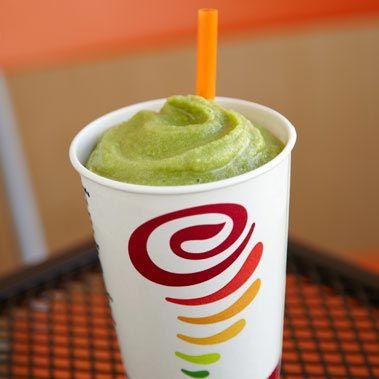 Matcha Green Tea Blast Smoothie Recipe