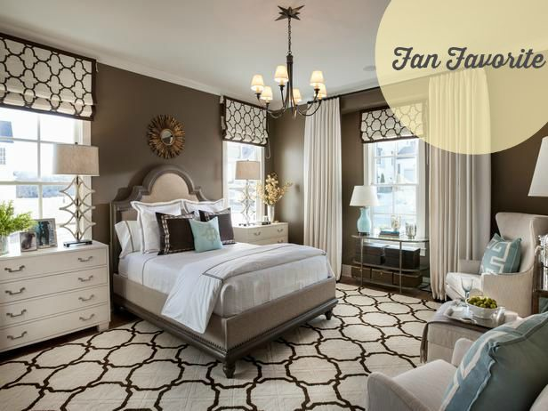 Now that you've toured every room in this year's HGTV Smart Home 2014…it's time to announce the Fan Favorite of the night (the room with the most repins). And the winner is the Master Bedroom! Take a virtual tour of this amazing space at HGTV.com --> http://hg.tv/vfel