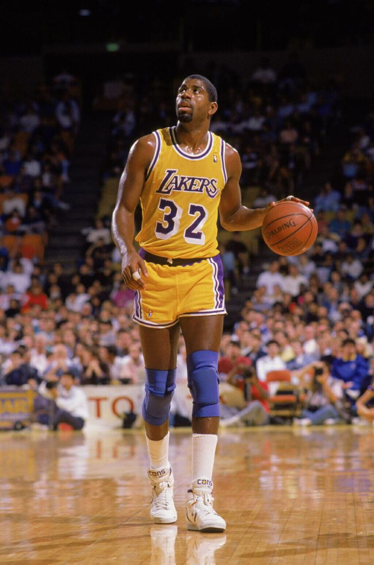 "91 best Earvin ""Magic"" Johnson images on Pinterest"