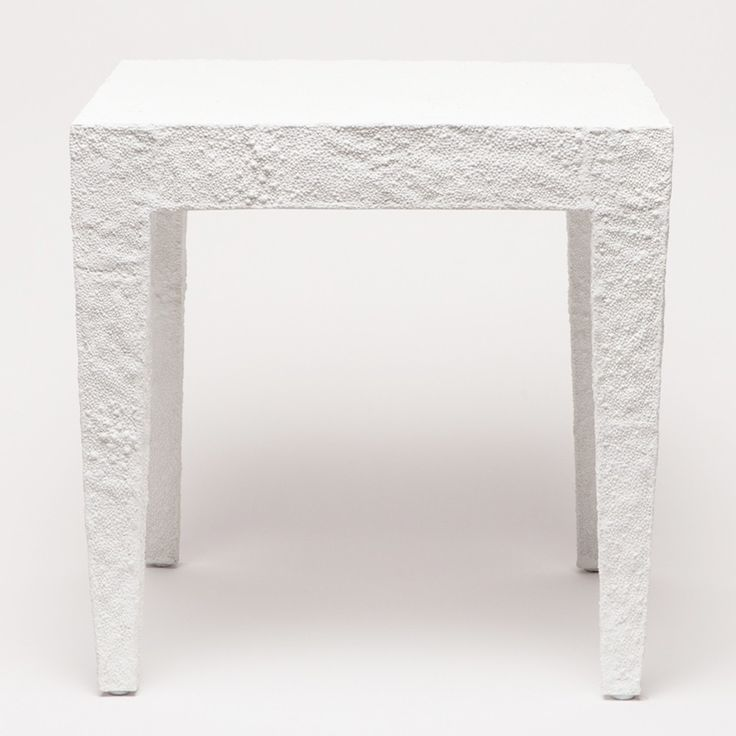 Made Goods Jean Side Table - White