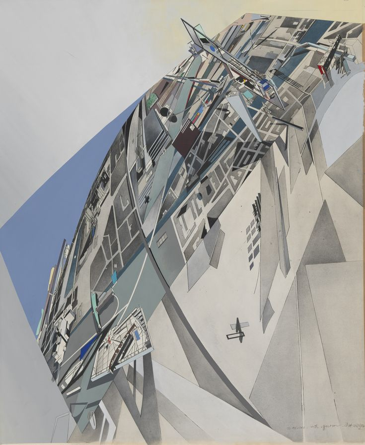 Drawings from Famous Architects' Formative Stages to be Exhibited in St. Louis