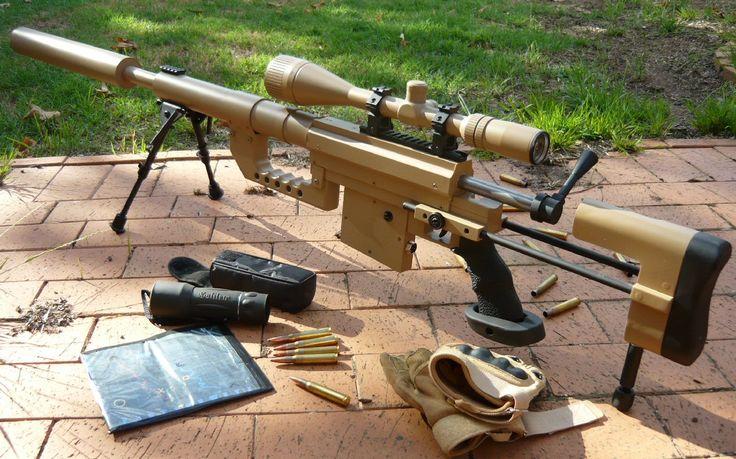 CHEYTAC M200          Francotiradores, tiradores designados y sus armas - Página 11 - América Militar