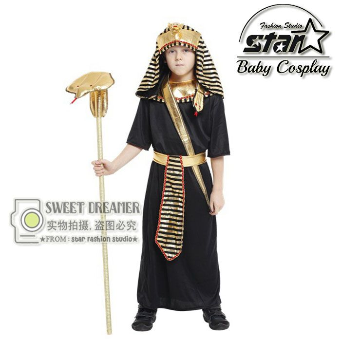 cheap costume snow buy quality costume jewelry for kids directly from china costume avenue suppliers children boys egyptian pharaoh costumes 2016 new - Egyptian Halloween Costumes For Kids