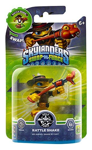 Figurine Skylanders : Swap Force – Swap Force Rattle Shake