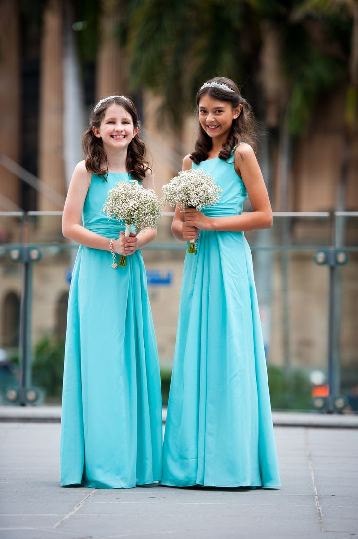 7 best amandas wedding girls dresses images on pinterest chiffon junior bridesmaid dress with square neckline bridesmaids ombrellifo Images