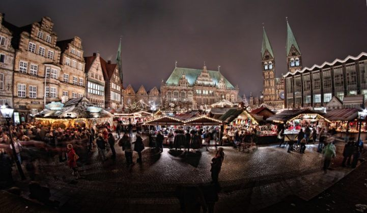 mercadillos navideños alemanes - Bremen