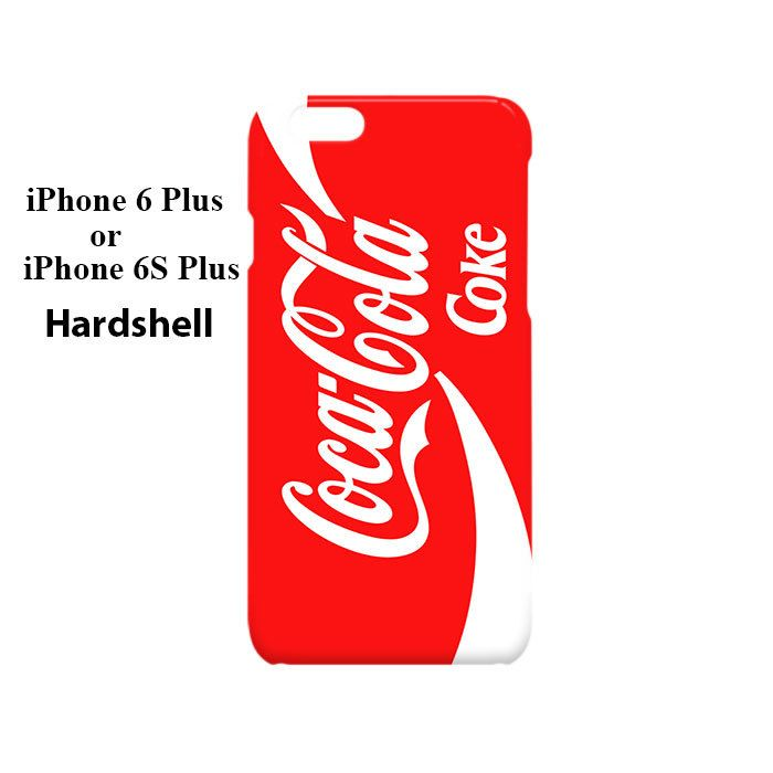Coca Cola Coke iPhone 6/6s Plus Case Hardshell