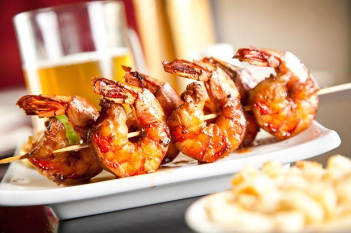 Marcia's Holiday Shrimp Toasts Recipe from 7 Frozen Shrimp Recipes (Slideshow)