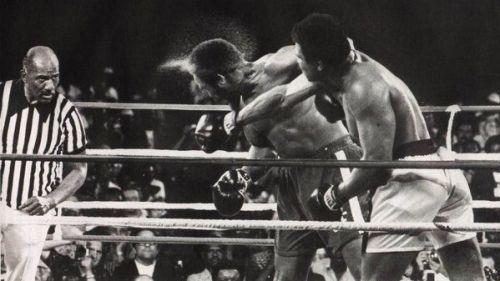 Muhammad Ali versus George Foreman, October 30, 1974