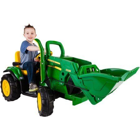 Peg Perego John Deere Ground Loader 12-Volt Battery-Powered Ride-On Dimensions: 48.5'L x 19.75'W x 39.25'H   Entertain your little farmer with hours of creative outdoor fun on the Peg Perego John Deere Read  more http://shopkids.ca/peg-perego-john-deere-ground-loader-12-volt-battery-powered-ride-on-dimensions-48-5l-x-19-75w-x-39-25h/