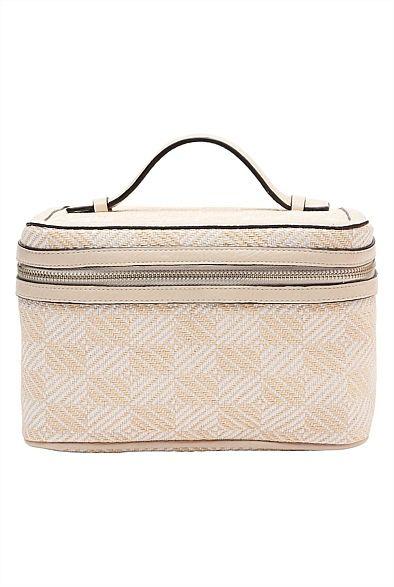 Large Top Handle Cosmetic Bag | Witchery Online #witcherywishlist