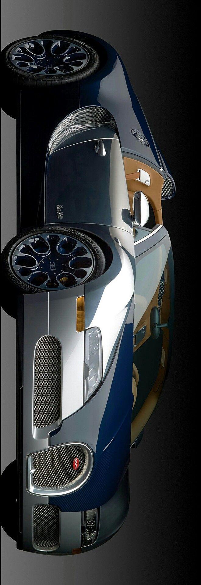 Bugatti Veyron Grand Sport Bleu Nuit by Levon