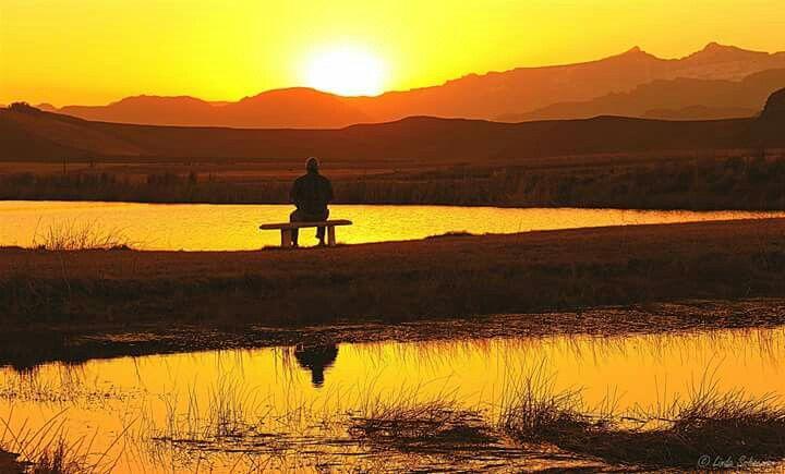 Himeville - Malotis, Lesotho.