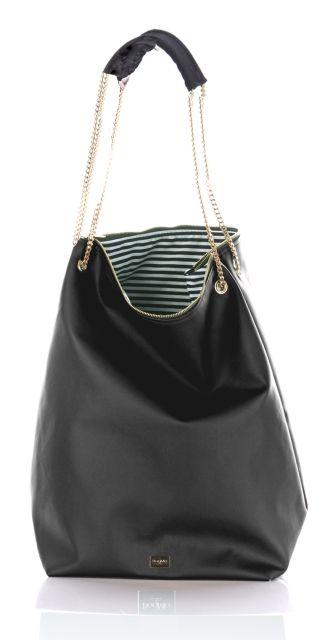 Bag of Secrets Smooth Black Gold