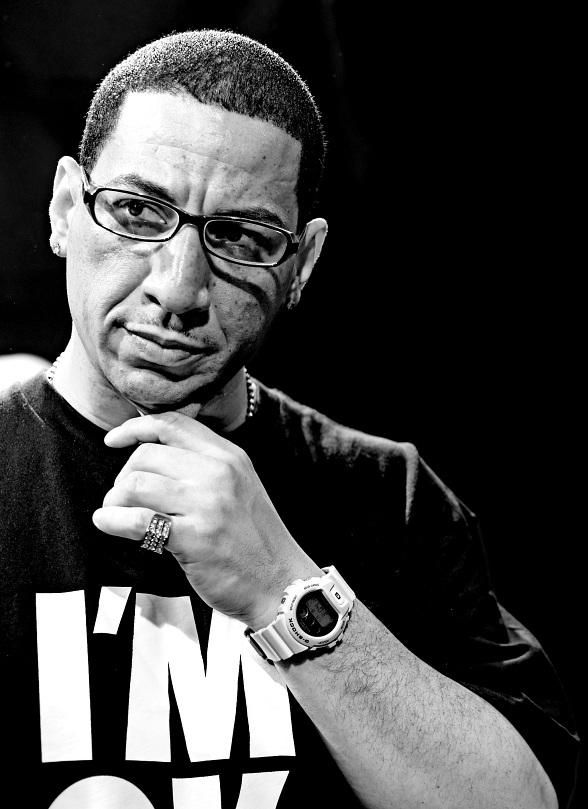 """Kid Capri (born David Love, Jr.), American DJ & rapper. His stage name was taken from a girl he used to date (who had been murdered) who said """"Kid Capri sounds like a good name for a DJ."""" He DJ'd at Studio 54, for Def Comedy Jam, and produced tracks for BDP, Heavy D, Big L, Grand Puba & Quincy Jones. He also appeared at Rock The Bells 2007 as Rakim's DJ and was lead judge on Master of the Mix BET reality TV competition. He has released 4 mixtapes. He is the son of singer/musician David Love…"""