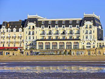Hôtel à CABOURG - Réservez votre hotel Le Grand Hotel Cabourg - MGallery Collection