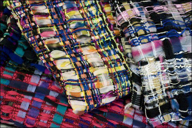 Lesage Tweed- Chanel