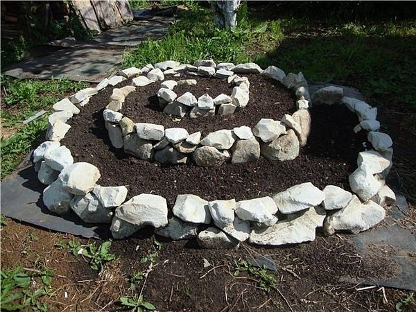 Bylinková špirála je dôležitou časťou permakultúrneho pestovania. Poradíme vám,ako si ju vytvoriť na malej ploche.