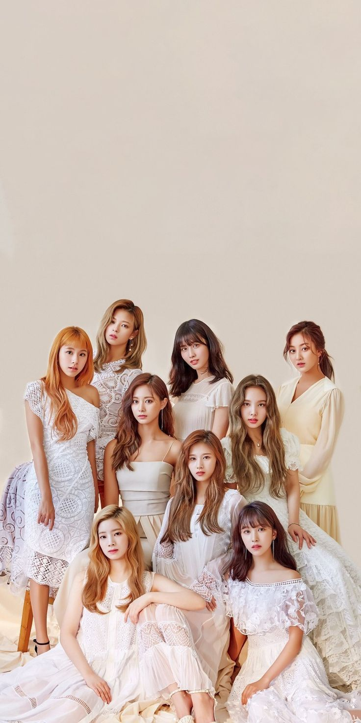Most Popular TWICE Wallpaper Collection Twice wallpaper