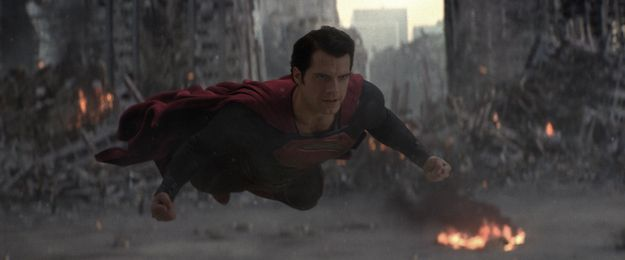 Science estimates that the damage done by Man Of Steel was worse than 9/11
