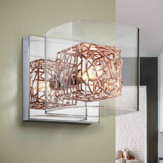 Wall Light Led 6w Lios Collection Schuller Led Wall Lights Led Flush Mount Bedside Wall Lights