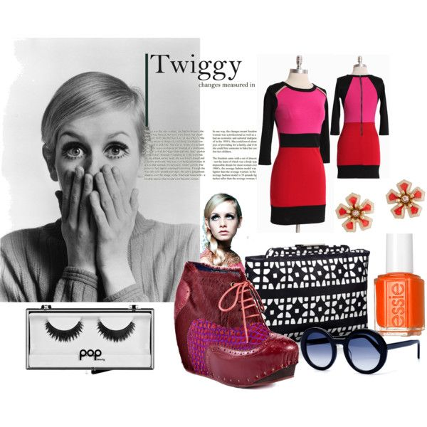 """Twiggy"" by shannon-elizabeth-doty on Polyvore"